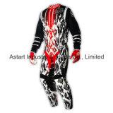 Nuovo motociclo Heated respirabile Jersey (MAT30) di sublimazione di disegno