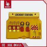 Plastikausrück-Station 558X393X65mm der sicherheits-Bd-B102