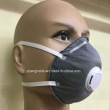 Máscara de polvo con el carbón activo en Ffp1