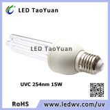 Tubo de la lámpara UV para la desinfección y esterilización