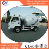 3m3ディーゼル燃料のタイプ高品質の具体的なミキサーのトラック