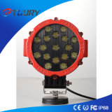 7 '' Epistar Spot / Flood LED Work Light Lampe de travail à LED 51W