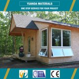 싼 간단한 가벼운 강철 Sturcture Prefabricated 현대 작은 별장 집