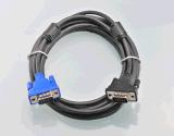 Le VGA au câble de caractéristiques du VGA