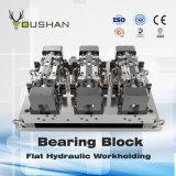 Carregando o dispositivo elétrico hidráulico do bloco