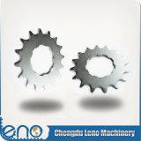 Колесо цепного цепного колеса плиты цепного колеса колеса плиты 16 зубов