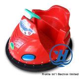 Nueva máquina de juego de interior de la diversión del coche de parachoques del diseño para los niños (ZJ-BCC03)
