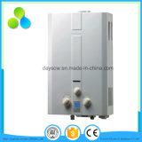 Cero presión de agua de gas del calentador de agua