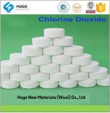 水処理の化学薬品の塩素二酸化物のタブレット