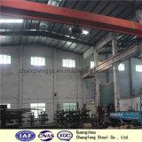 P21 / Nak80 Tempering Forging Die Steel para moldar aços