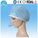 의학 모자 Cap Man 또는 기계 제작되는 외과 모자 닥터