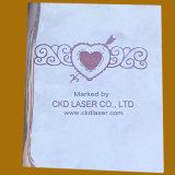Bewegliche Faser-Laser-Markierungs-Radierungs-Maschine auf Metall