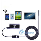 6 appareil-photo d'inspection de l'endoscope HD de WiFi de DEL compatible pour Smartphone