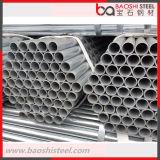 Soudé galvanisé autour de la pipe d'acier du carbone pour le matériau de construction
