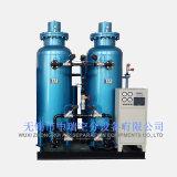 Nitrogênio do gás da PSA (N2) que faz a máquina