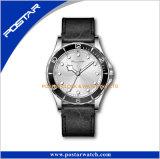 Orologio di cuoio della fascia di Rolexable del quarzo di qualità superiore del cronografo 2016