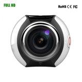 小型スポーツの処置のカメラ防水WiFi 360度