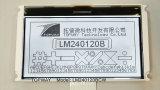 Grafik 240X120 LCD-Bildschirmanzeige-Zahn-Typ LCD-Baugruppe (LM240120B) mit Qualität