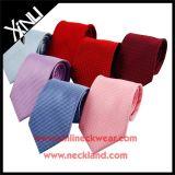 Laço inteiro da venda da forma magro 100% de seda Handmade da etiqueta confidencial