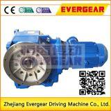 Прямоугольный мотор конического зубчатого колеса коробки передач