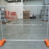 2.1X2.4m 최신 담궈진 직류 전기를 통한 호주 임시 담 위원회
