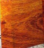 خشبيّة حبّة حرارة إنتقال تصميد مسحوق طلية