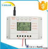 MPPT M10 regulador solar del regulador de la carga 12V/24V de 10A