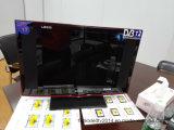 2016 DVB-T2를 가진 새로운 두 배 강화 유리 디지털 텔레비젼 모형