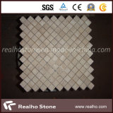 Mosaico di marmo a forma di del quadrato caldo di vendita per la decorazione della parete
