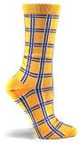 Kreative Zeile Entwurfs-freie Art-Socke