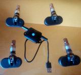 APP USB를 가진 인조 인간 큰 스크린 시스템 TPMS