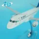 Modelos de avión de resina Negocios Promoción Aire Astana Bombardier Erj-190