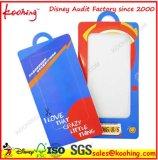 Produits électroniques / Batterie / Outils Emballage Blister Couvercle avec impression Carton