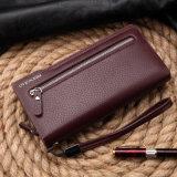 Портмоне PU новой конструкции типа популярное самомоднейшее мягкое кожаный (2263)
