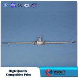 En Alliage D'aluminium La Suspension Clamp pour ADSS / OPGW Câble