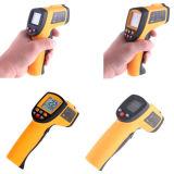 Tester infrarosso senza contatto di temperatura del punto del laser del termometro di GM550 Digitahi