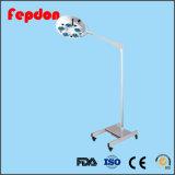 Licht van de Verrichting van Shadowless het Mobiele Chirurgische met Batterij (YD01-4E)