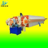 PLC контролирует автоматический фильтр давления для концентрата цинка