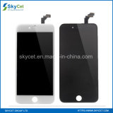 Affissione a cristalli liquidi originale del telefono mobile del rimontaggio dell'affissione a cristalli liquidi dell'OEM per il iPhone 6 più