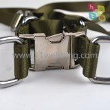 Haustier-Produkt-unbelegte Hundeleine-Nylonmaterial-Hundeleinen