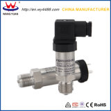 Transmissor de pressão impermeável do calibre do conetor