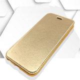 iPhone를 위한 공상 반짝반짝 빛나는 Filo 가죽 TPU 셀룰라 전화 상자