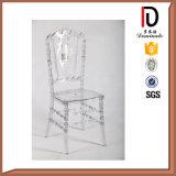 Silla cristalina al por mayor usada boda de aluminio de Chiavari