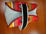 Sacchetto di Tote variopinto del pranzo del neoprene di alta qualità di modo con la cinghia di spalla