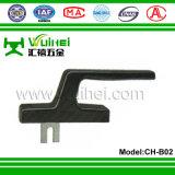 고품질 아연 합금 알루미늄 Windows (CH-B02)를 위한 다중 점 자물쇠 손잡이