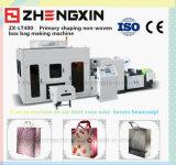 Bolso reutilizable no tejido promocional que hace la máquina (ZX-LT400)