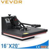 """transferência 40X50 Cm da imprensa do calor 16 """" X20 """" que pressiona a máquina de impressão"""