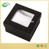 Custom Cardboard Gift Box with Clear PVC Window (CKT - CB - 399)