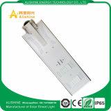 luz de rua solar da patente Integrated do poder superior 30W