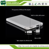 Batería portable de la potencia del cargador del USB del teléfono celular